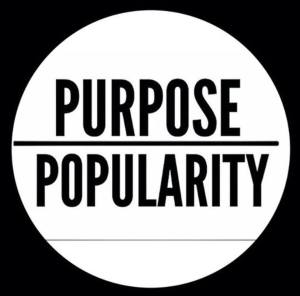 PurposePopularity