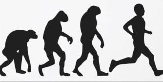 running evolution