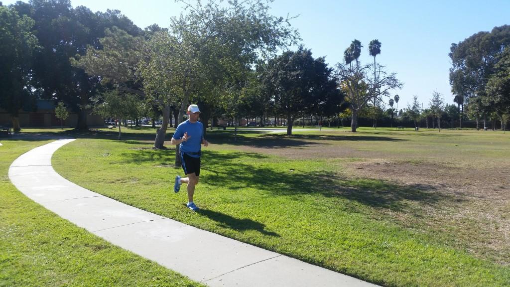 Kirk Running
